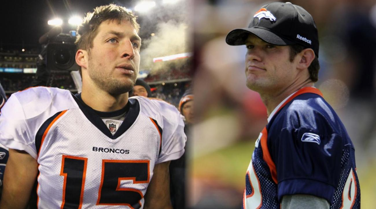 Ex-NFL WR David Anderson: Tim Tebow was worst QB I played with