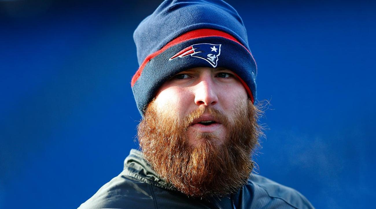 Report: Patriots C Bryan Stork fails physical, trade to Redskins reversed