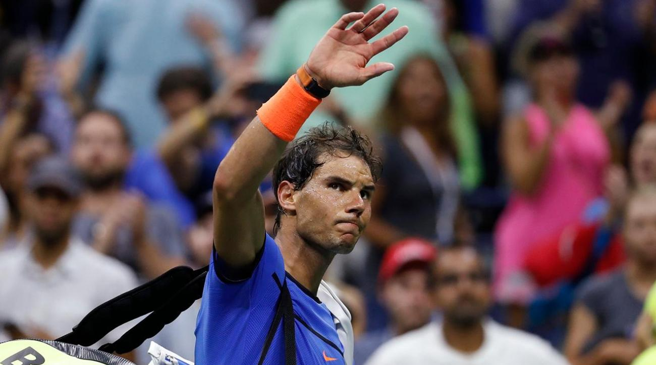 Rafael Nadal upset in 4th round of US Open