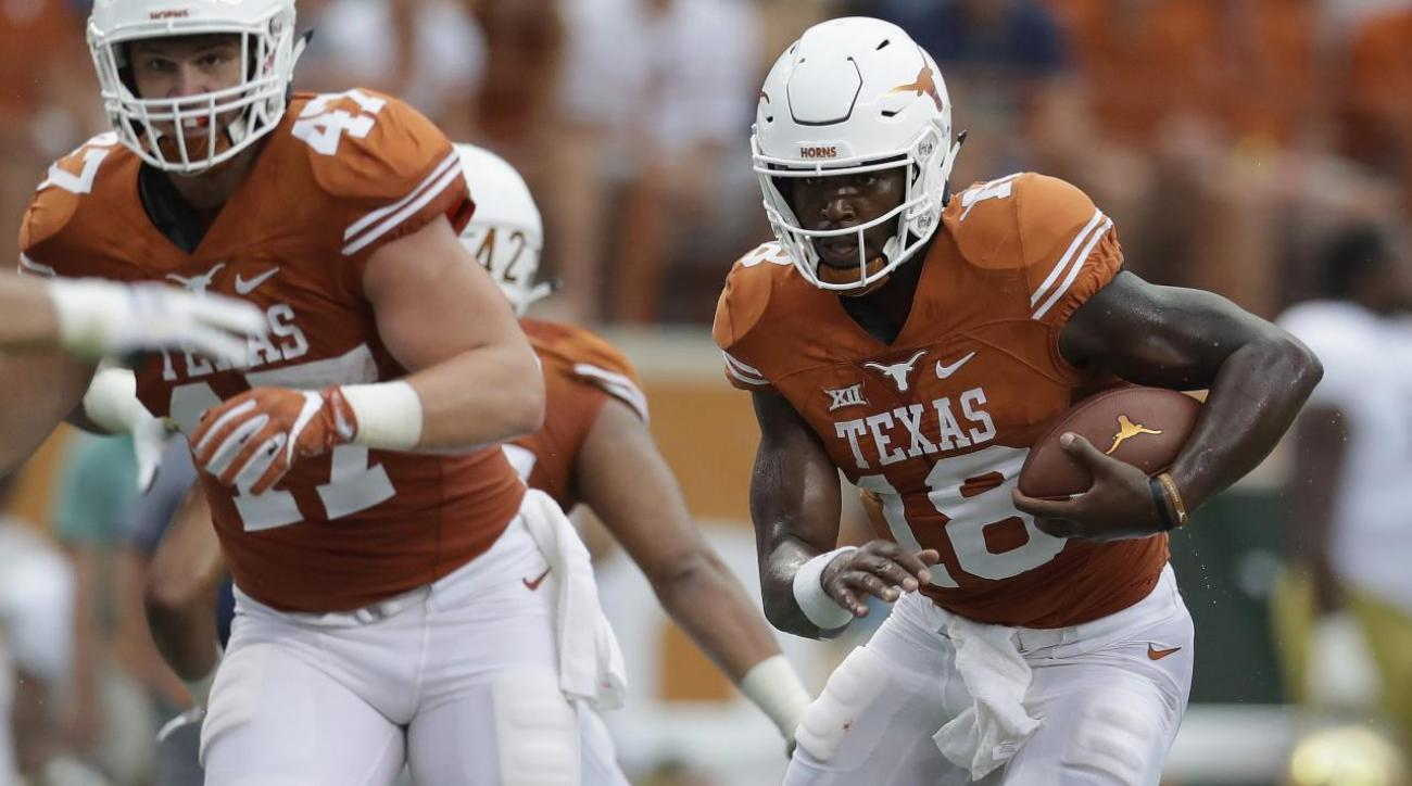 Texas upsets No. 10 Notre Dame in 2OT