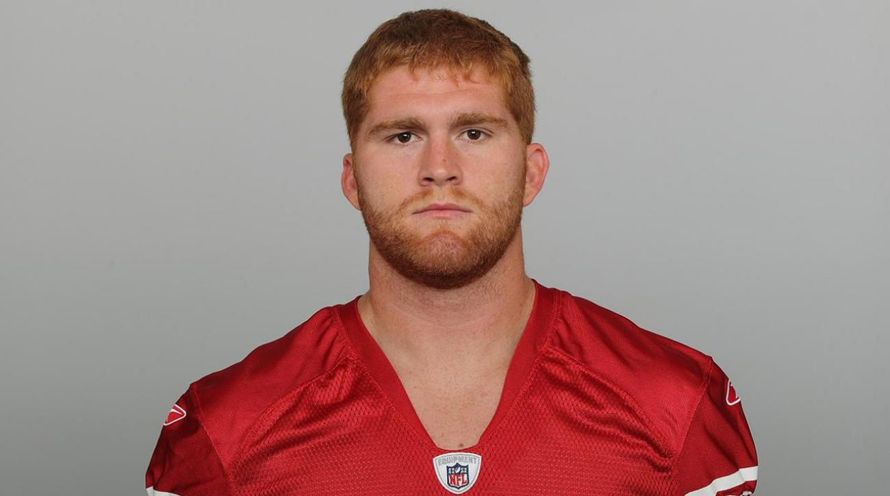 49ers' Bruce Miller released after arrest for reportedly punching 70-year-old man IMAGE
