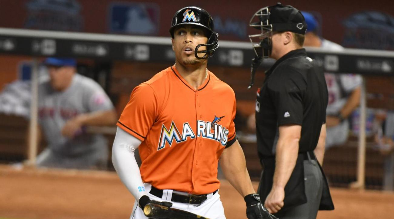 Giancarlo Stanton activated off DL