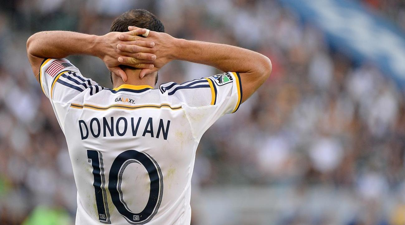 Landon Donovan coming out of retirement