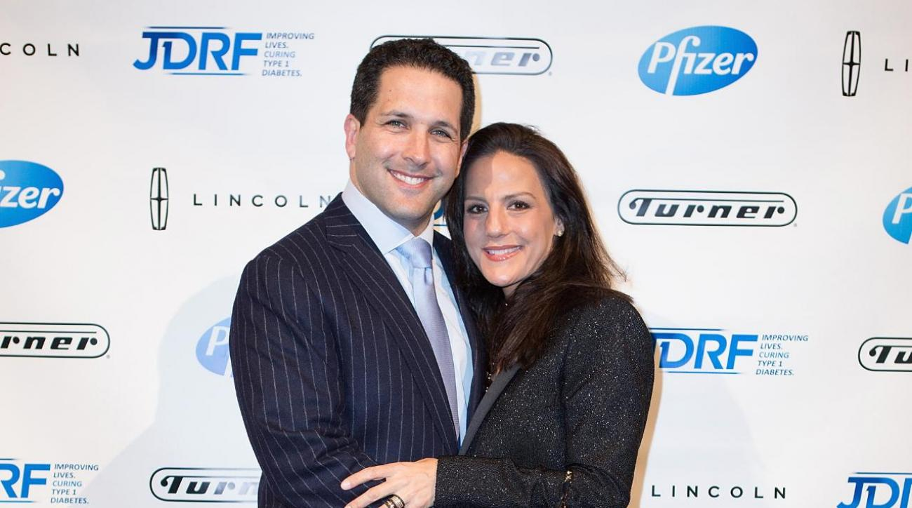 Telling the story of Adam Schefter's family