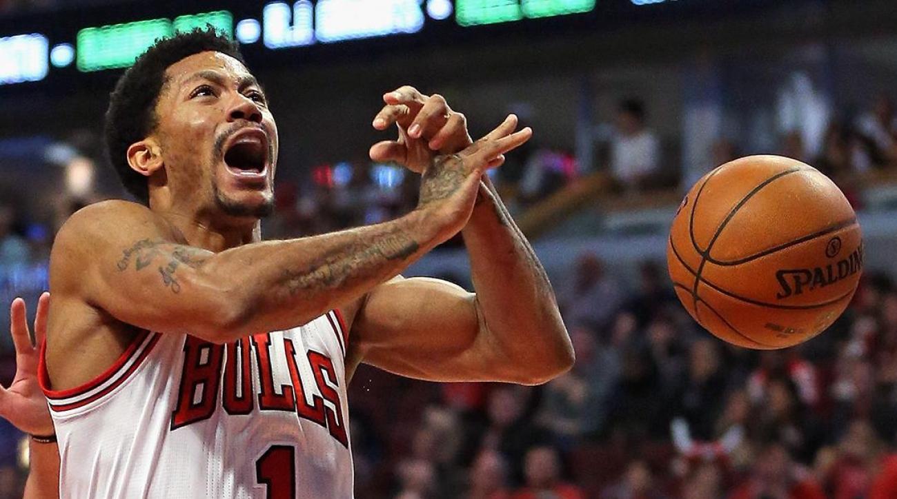 SI Top 100 NBA players of 2017 snubs Derrick Rose IMG