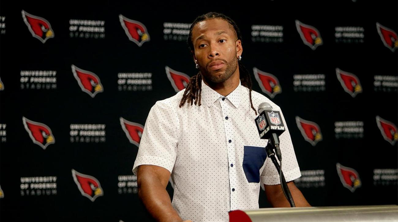 Cardinals WR Larry Fitzgerald has no plans to retire after this season