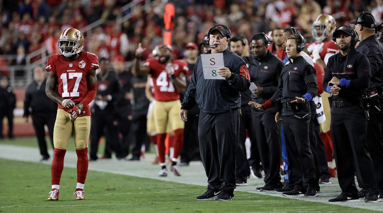 Chip Kelly wins 49ers coaching debut