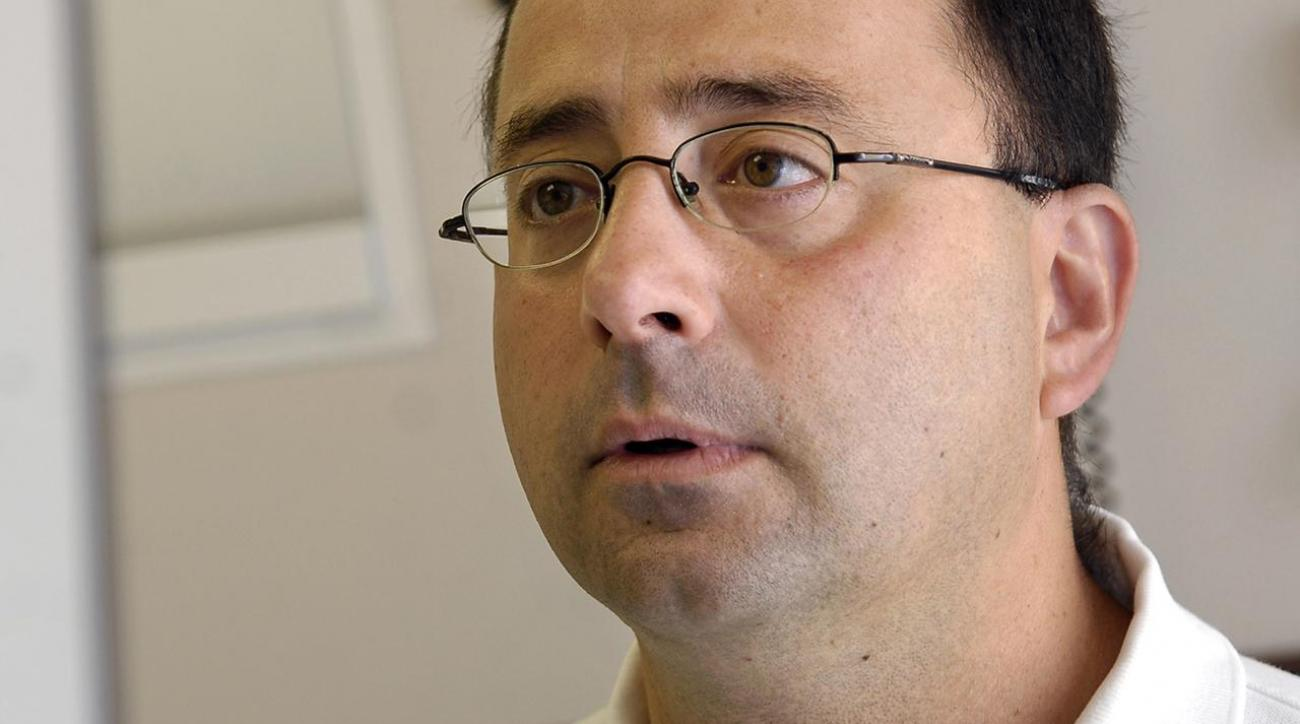 Former USA Gymnastics doctor accused of abuse