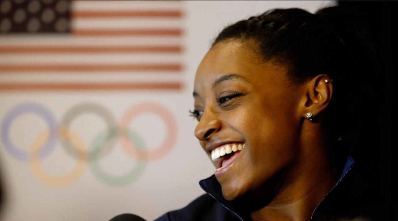 Life After Rio: Simone Biles  IMG
