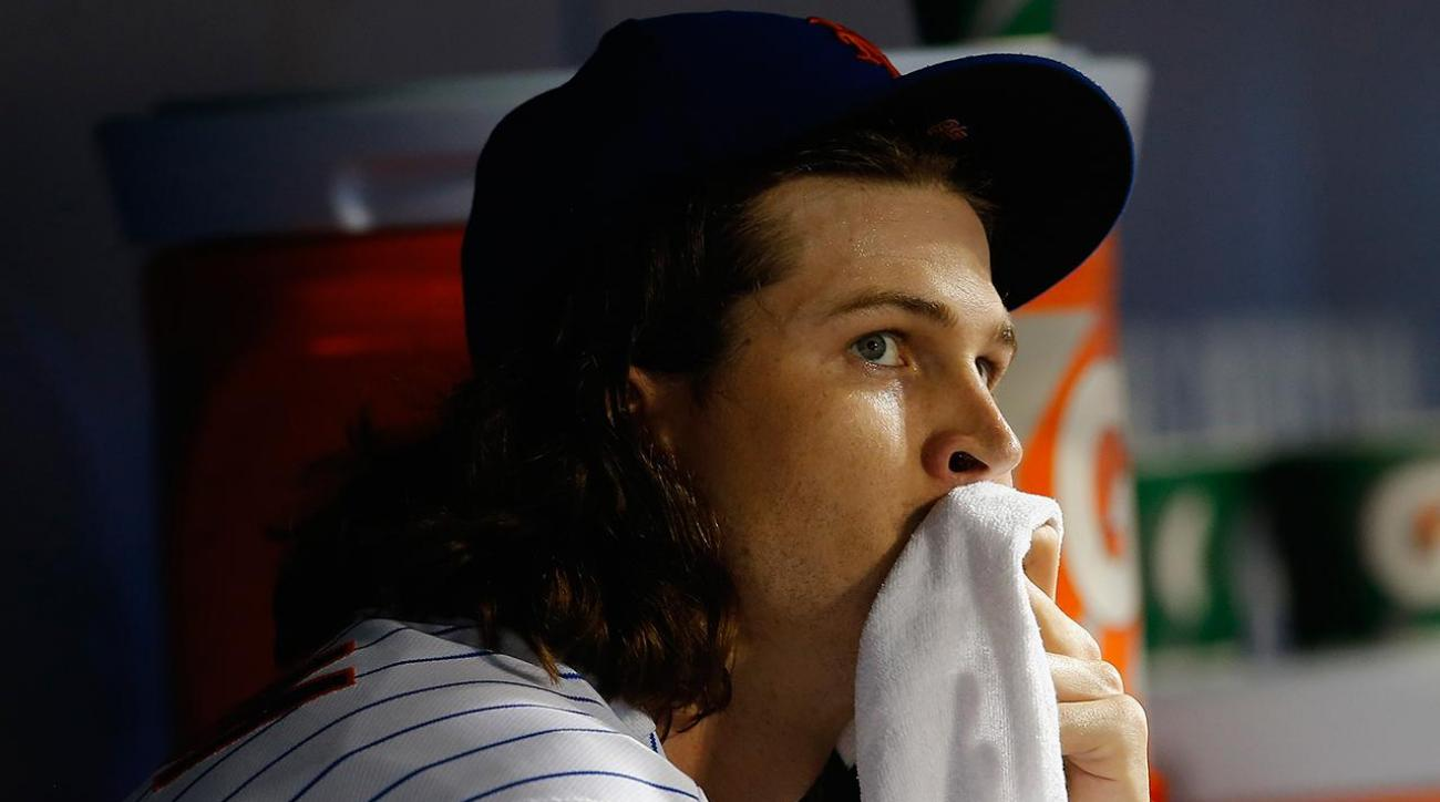 Mets' Jacob deGrom likely out for season