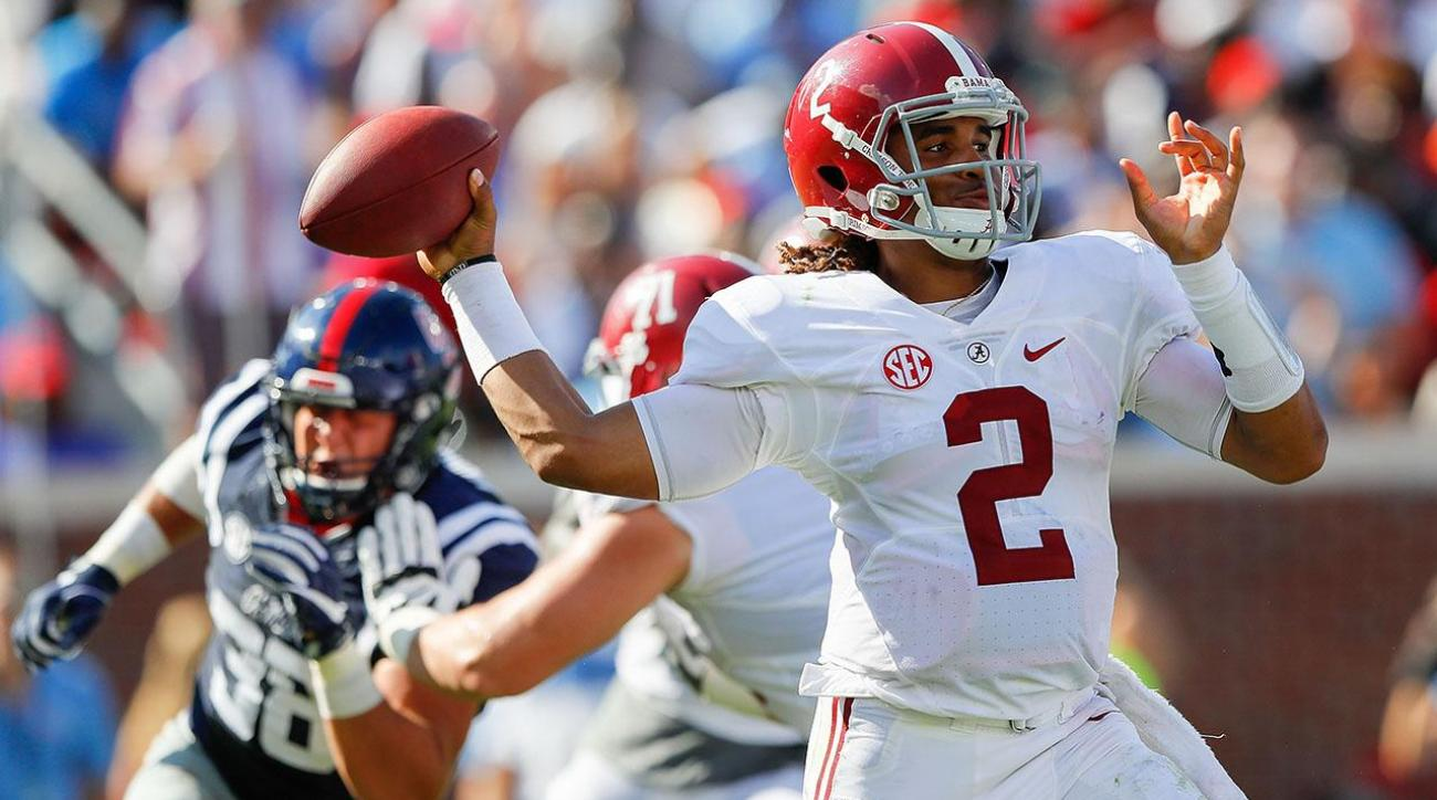 No. 1 Alabama comes back from 21-point deficit to beat No. 19 Ole Miss