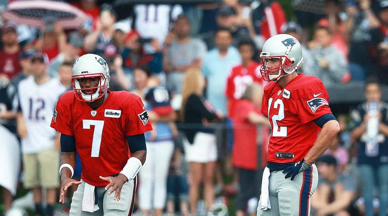 Patriots QB Tom Brady believes in Jacoby Brissett