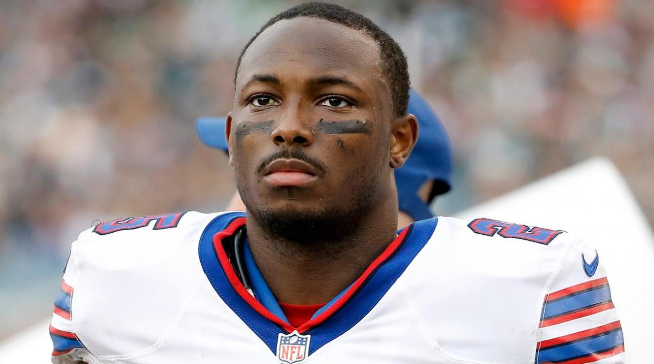 Police officers sue Bills RB LeSean McCoy over bar fight