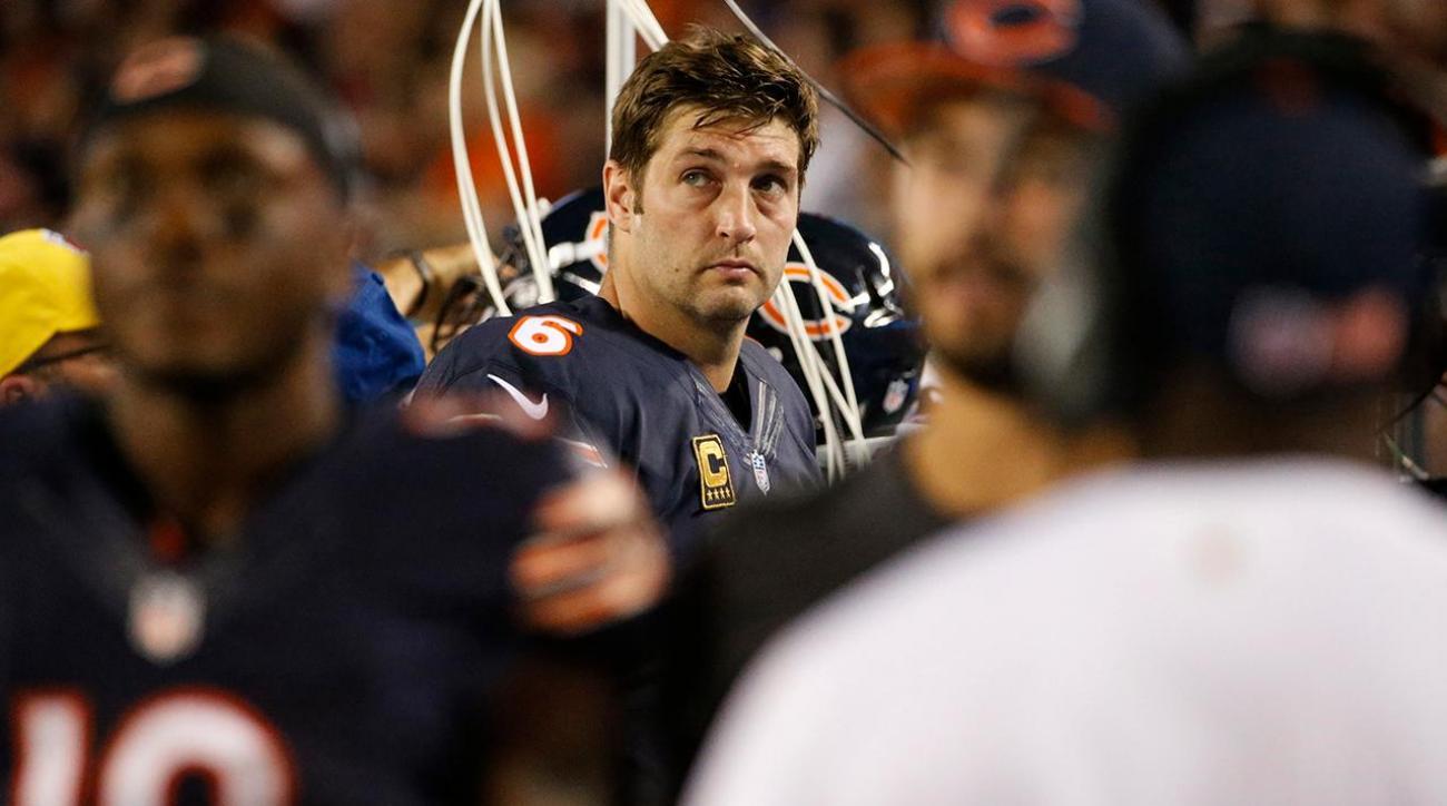 Bears quarterback Jay Cutler has right thumb sprain