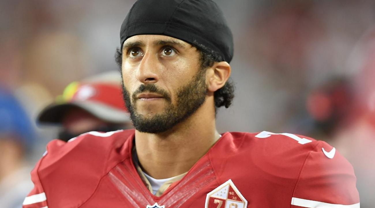 Colin Kaepernick responds to death threats