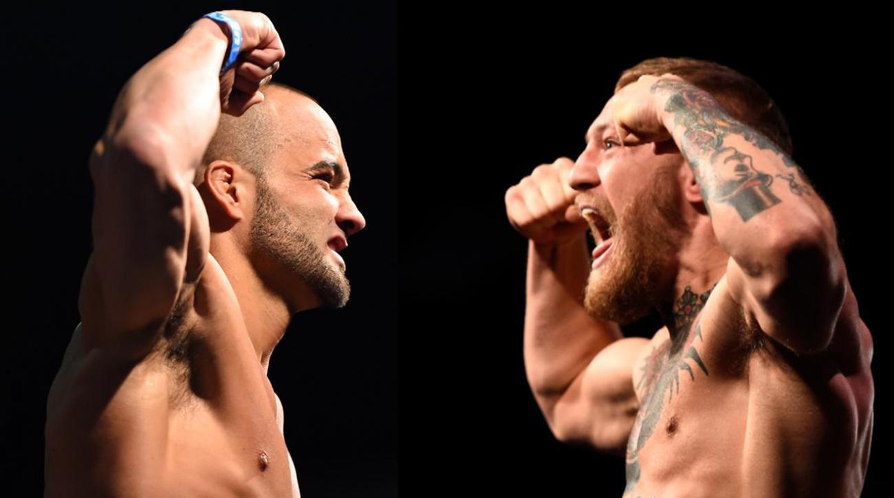 Eddie Alvarez calls out Conor McGregor for UFC 205