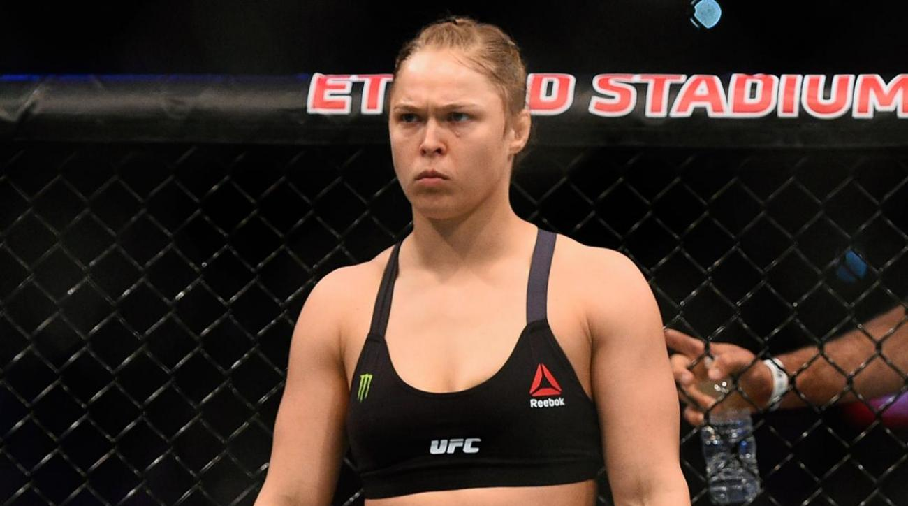 Ronda Rousey nearing return to UFC