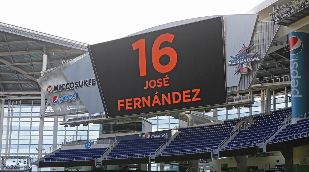 Marlins teammates, coaches remember Jose Fernandez