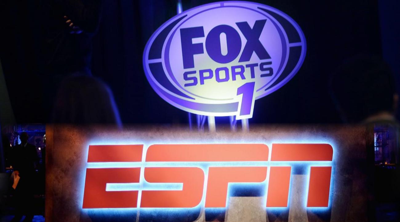ESPN, Fox Sports 1 battle continues