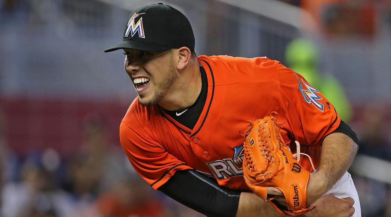 Jose Fernandez: By the numbers