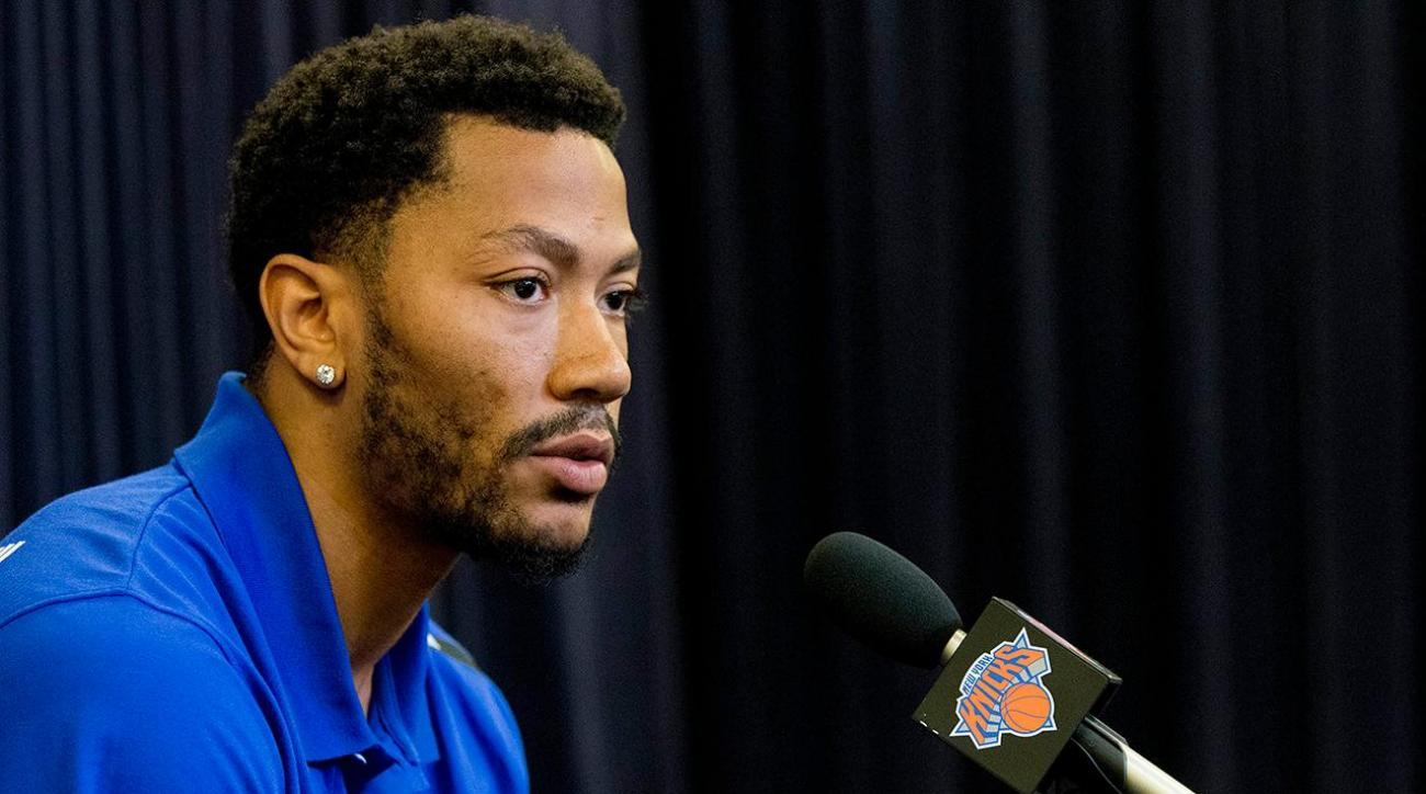Derrick Rose addresses LAPD criminal investigation