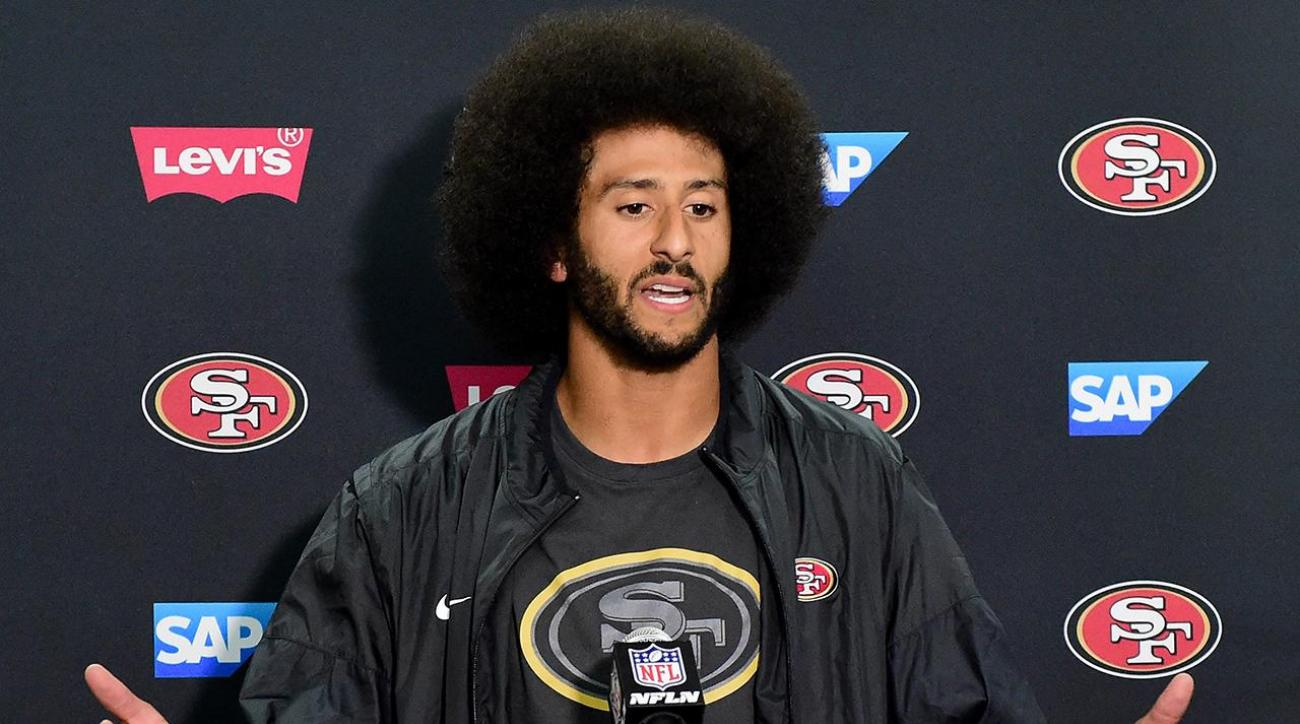Colin Kaepernick to Trump: America has never been great for people of color
