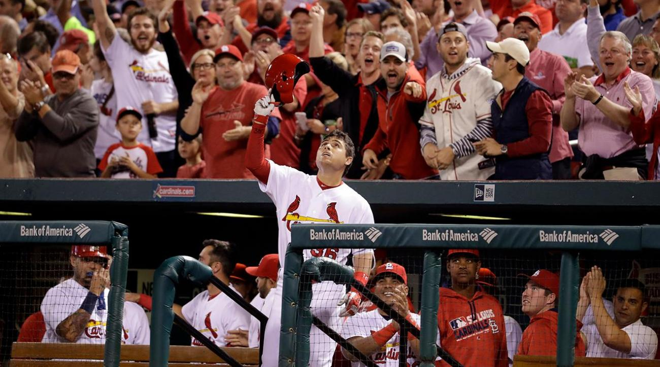 Aledmys Diaz hits first grand slam honoring Jose Fernandez