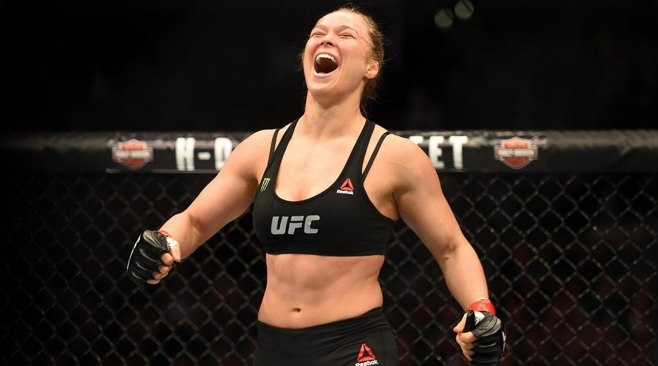Ronda Rousey wants to fight Cris 'Cyborg'