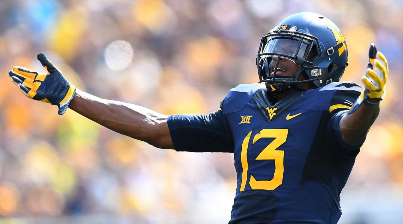 Mountaineers' Rasul Douglas talks long journey of football career