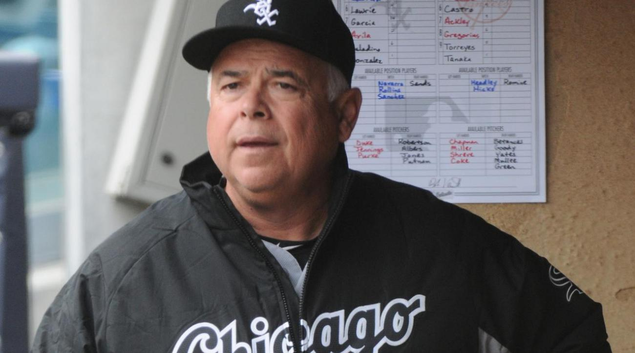 White Sox replace manager Robin Ventura with Rick Renteria IMAGE