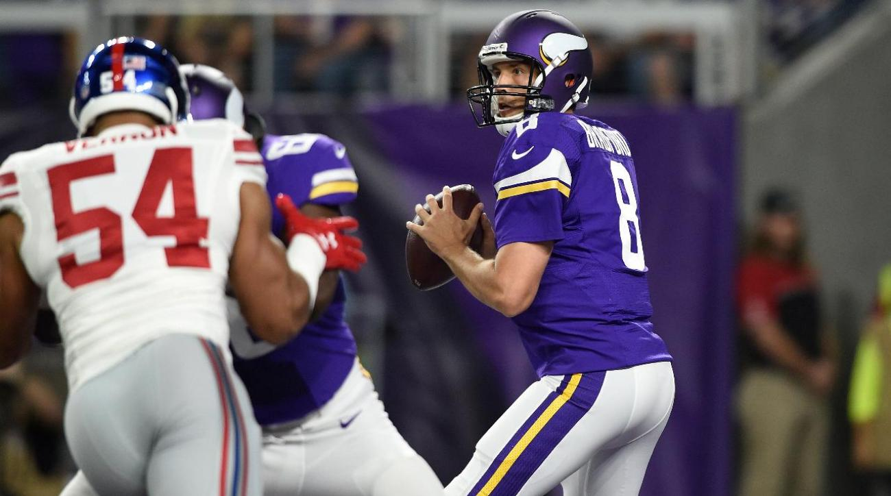 Vikings improve to 4-0 with 24-10 win over Giants