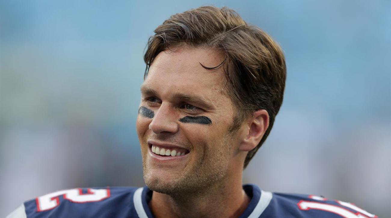Tom Brady: 'Excited' to be back with team after Deflategate