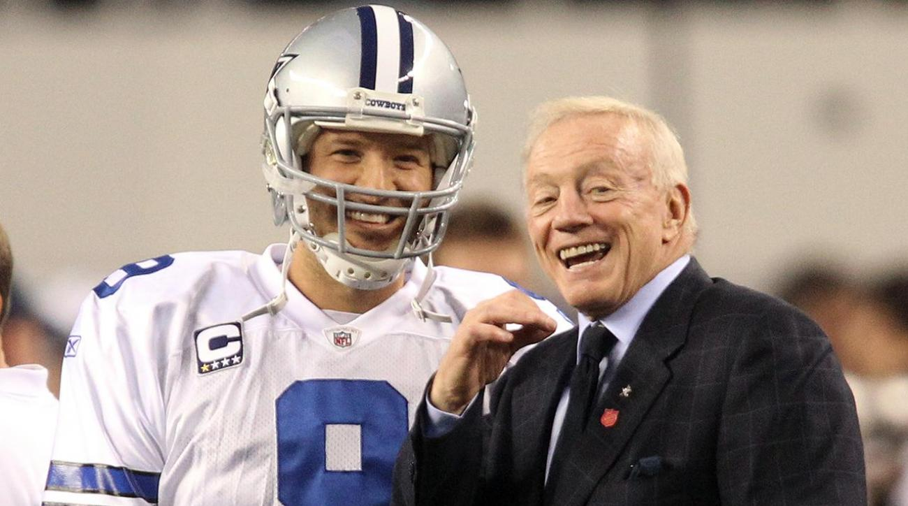Image result for romo jerry jones