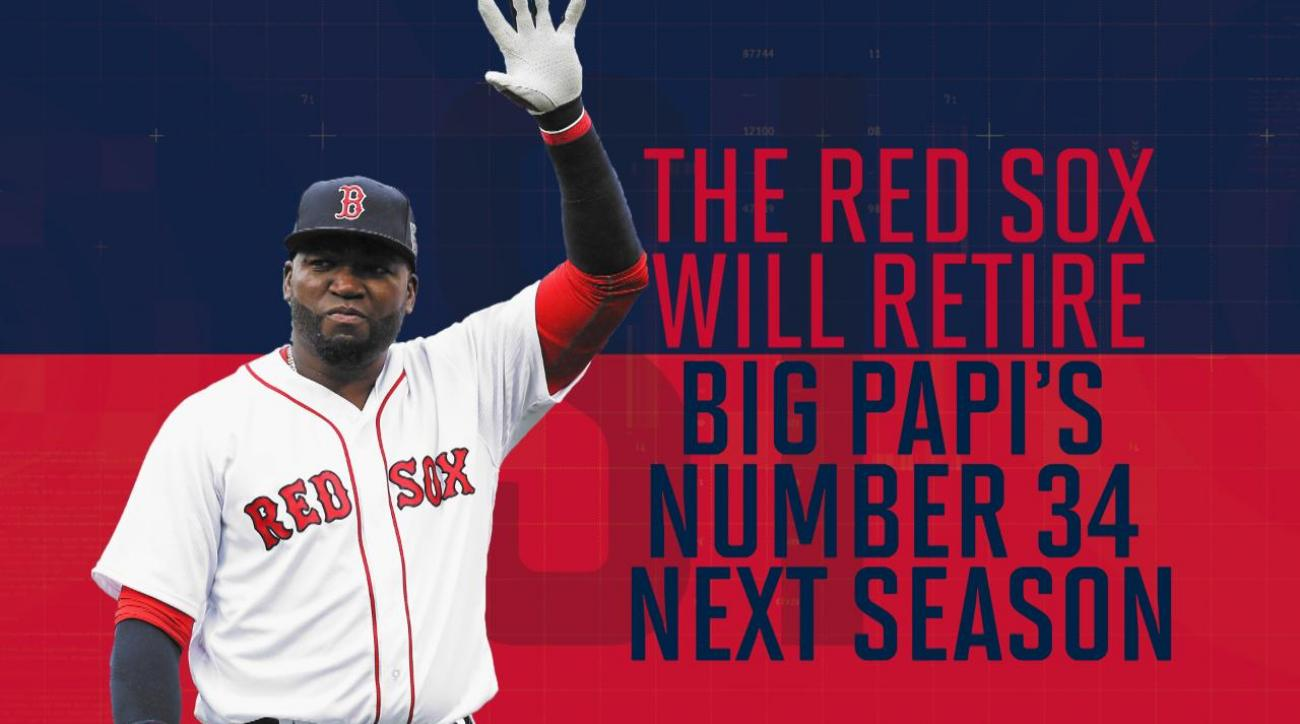 Big Papi's career has come to the end
