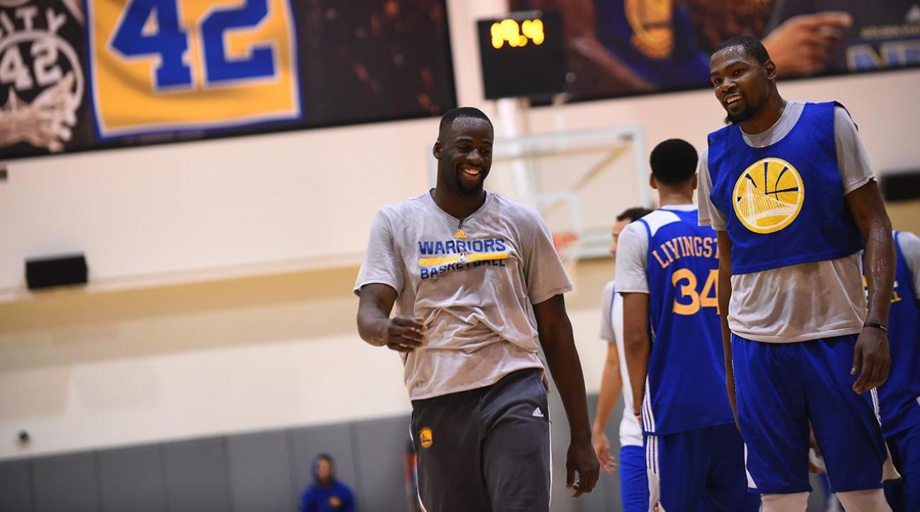 Draymond Green sounds off on Paul Pierce, other Kevin Durant critics