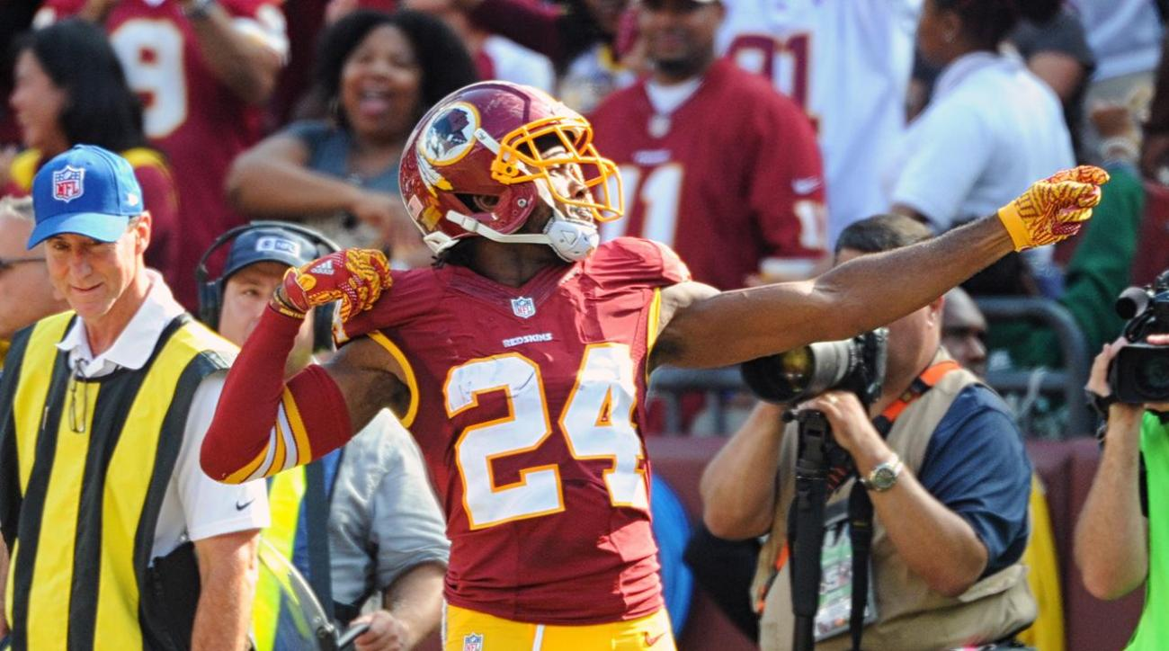 Redskins CB Josh Norman calls out NFL for 'double standard'