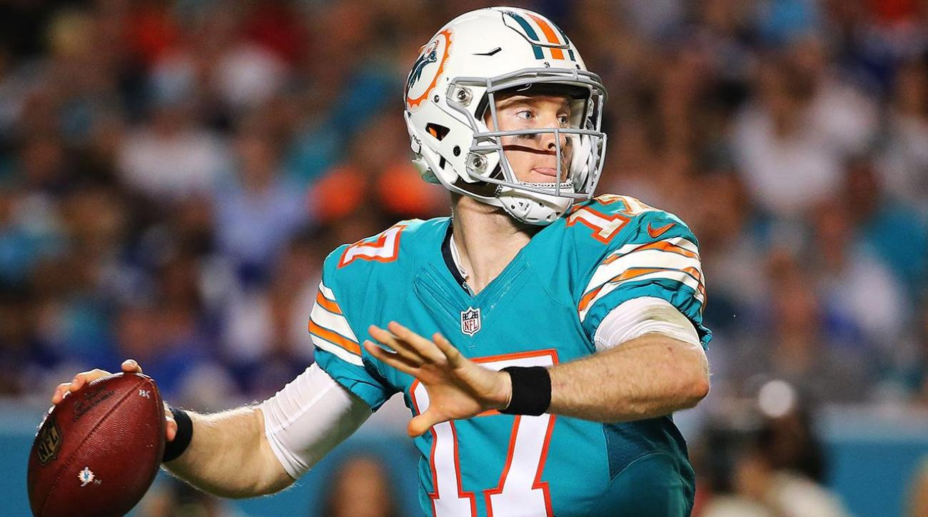 Report: Dolphins could part ways with Ryan Tannehill