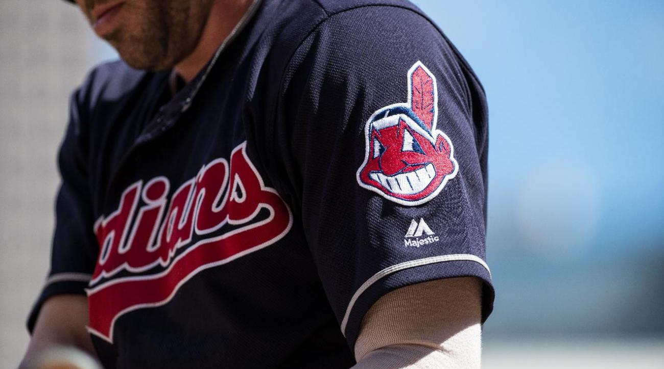 Ontario judge declines request to ban Indians name, logo before ALCS game