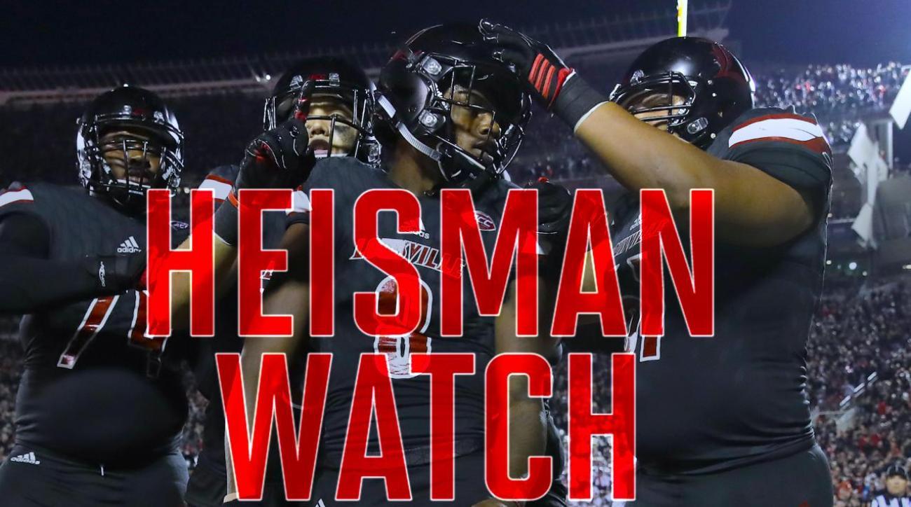 Heisman Watch: Week 7 review