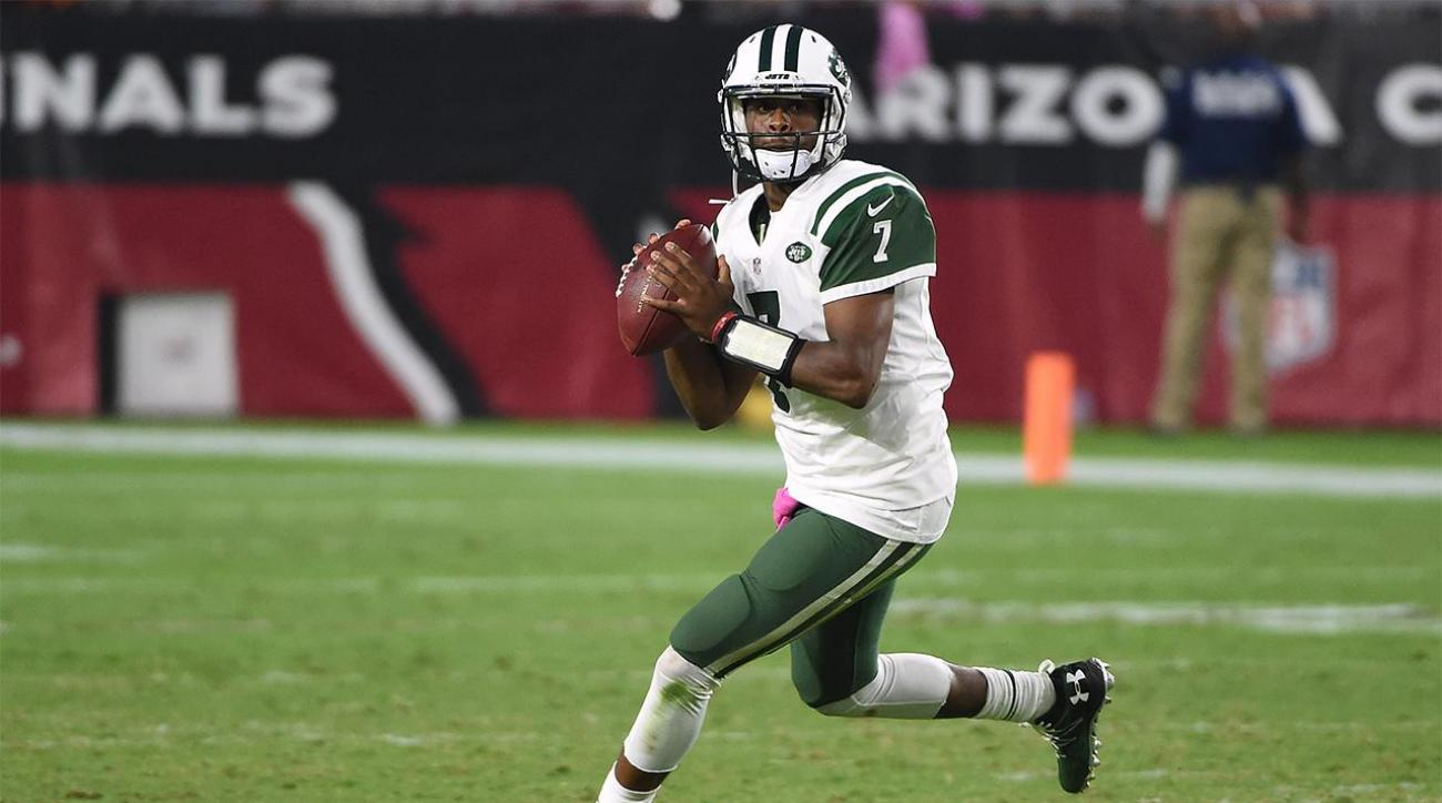 Jets coach Todd Bowles considering Geno Smith at QB