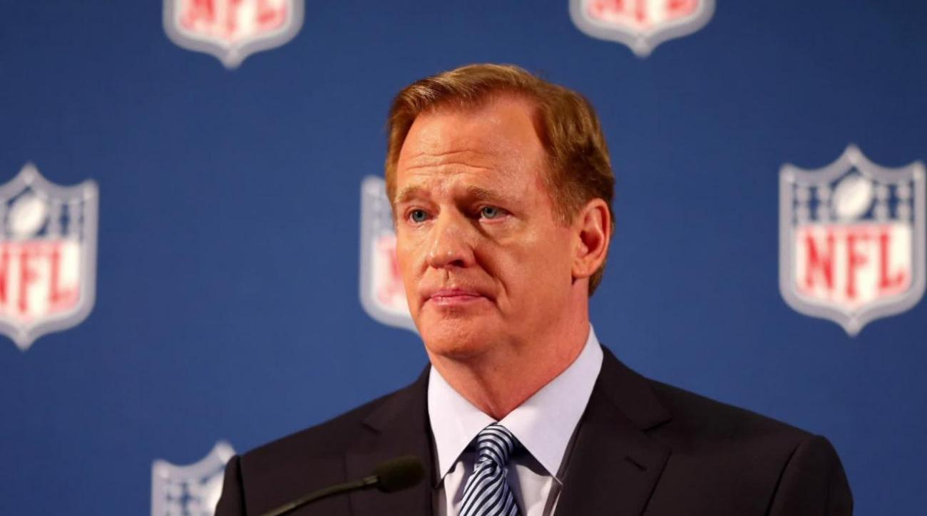 Roger Goodell: NFL has made 'tremendous progress' on domestic violence