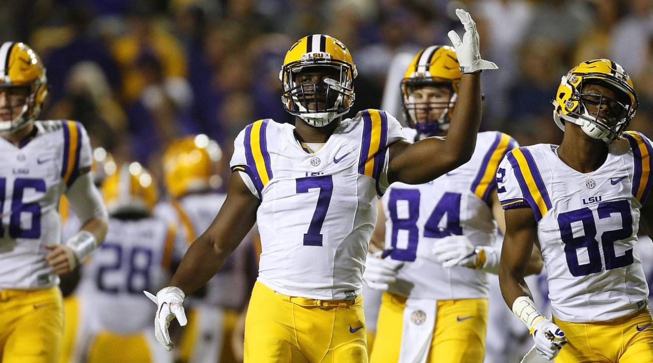 #DearAndy: How to judge LSU's recent success