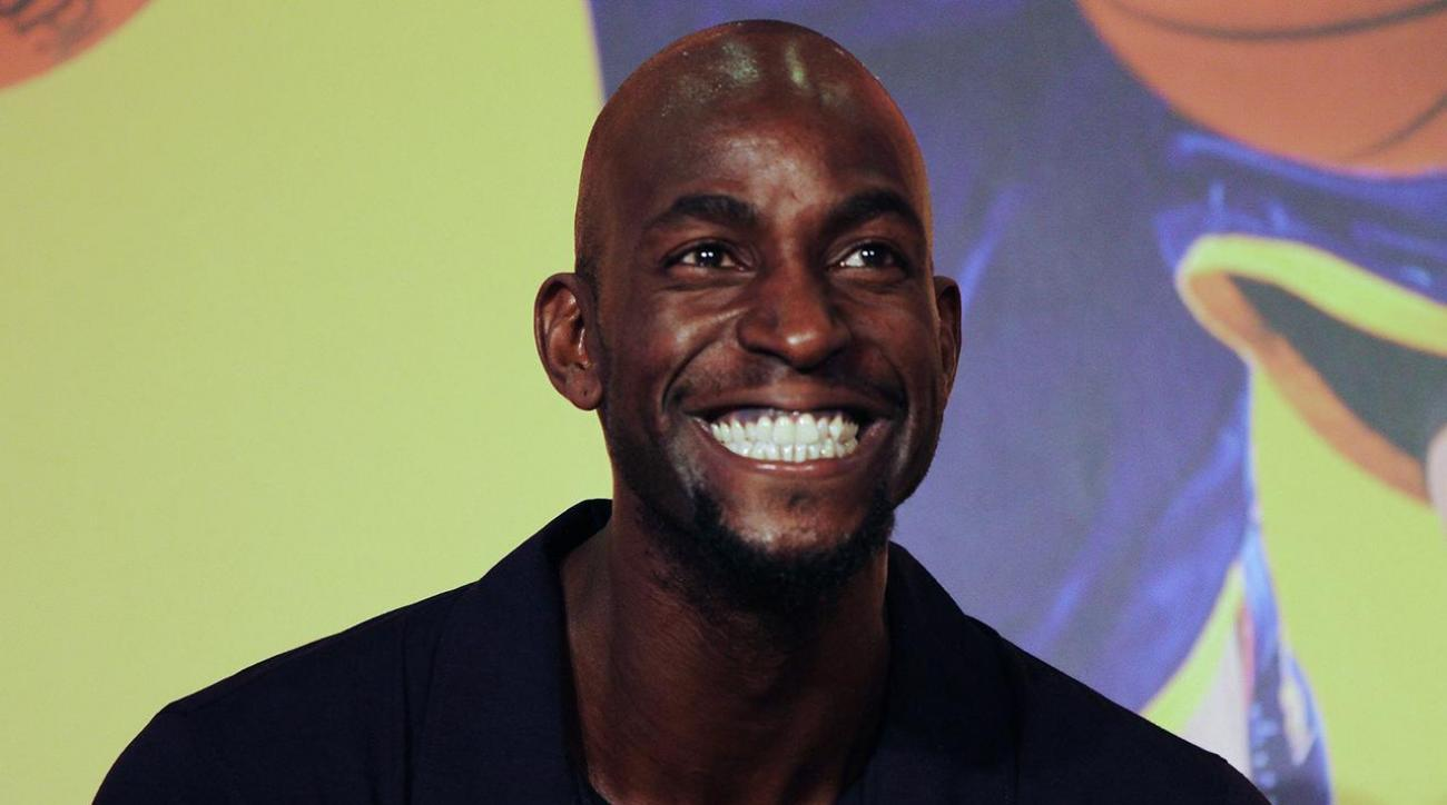 Kevin Garnett joining TNT's NBA coverage