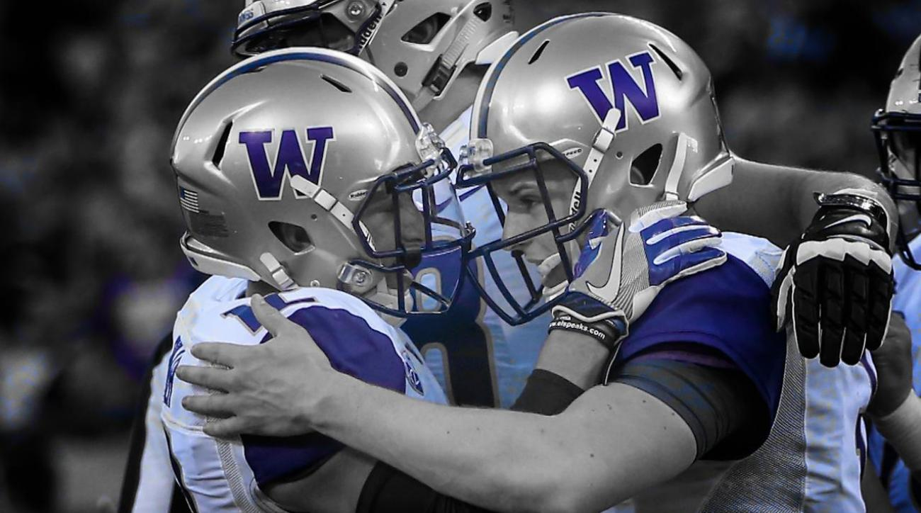 Do the Huskies belong in the playoff hunt?