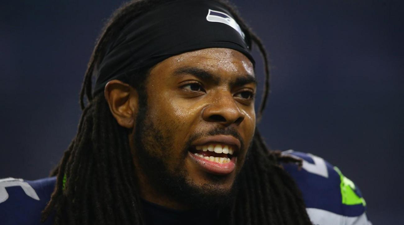 Seahawks' Richard Sherman blasts NFL's disciplinary 'hypocrisy'