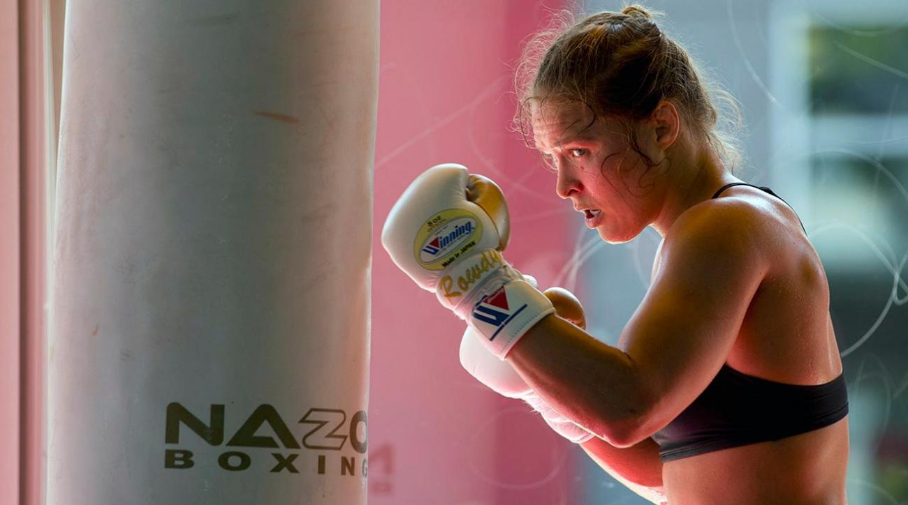 Ronda Rousey: UFC 207 'definitely one of my last fights'  IMAGE