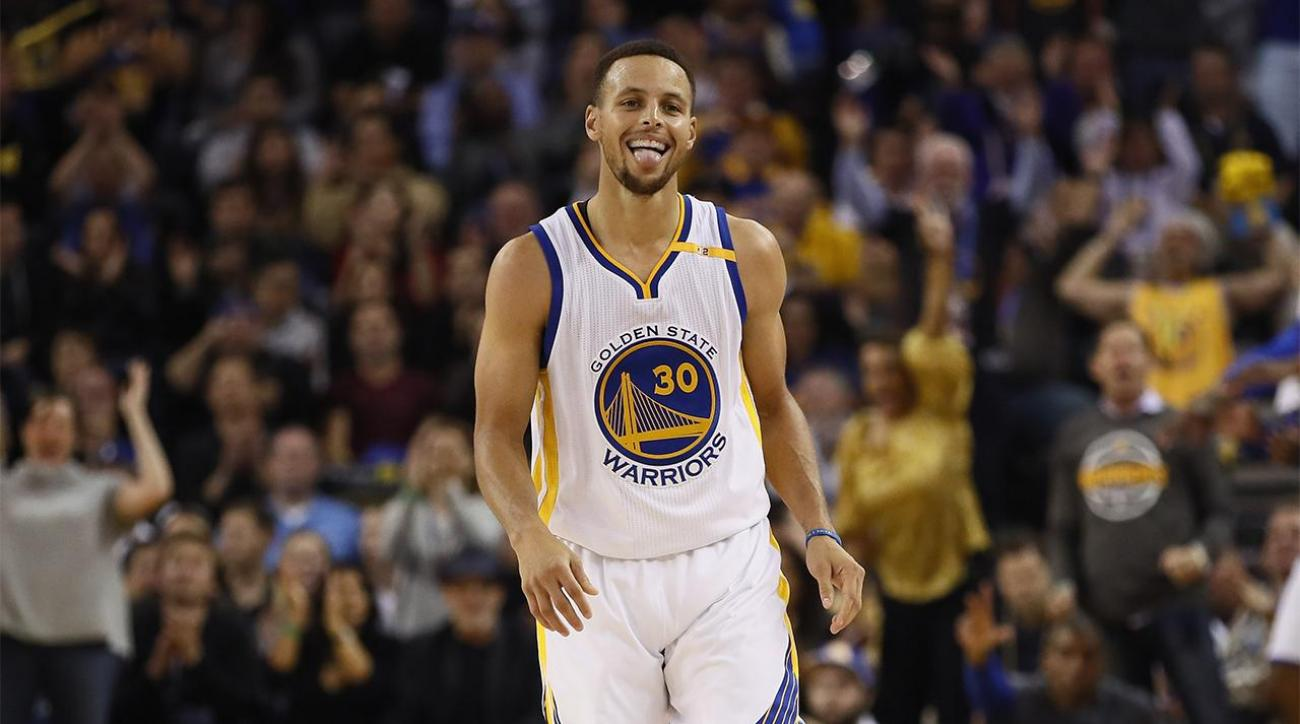 Steph Curry hits NBA record 13 three-pointers vs. Pelicans
