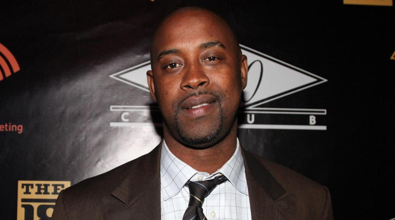 Image result for Kenny Anderson opens up in 'Mr. Chibbs'