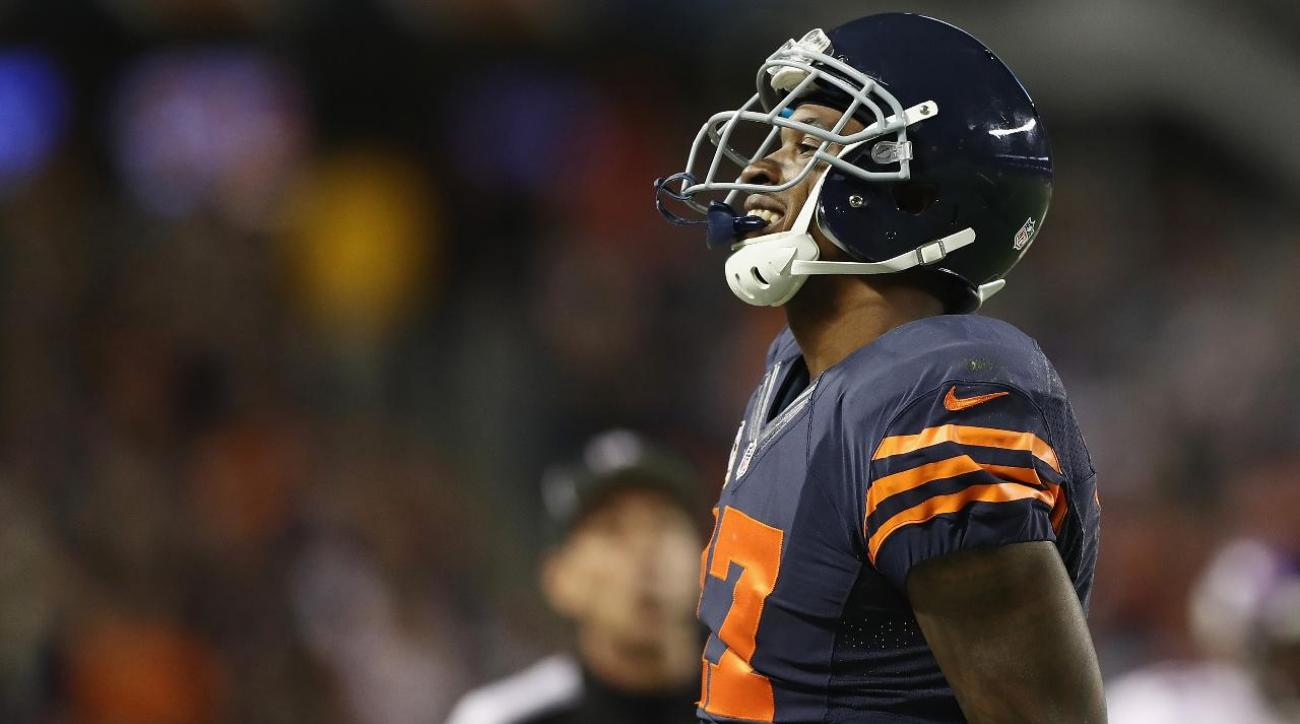 Bears WR Alshon Jeffery suspended for performance-enhancing drug violation