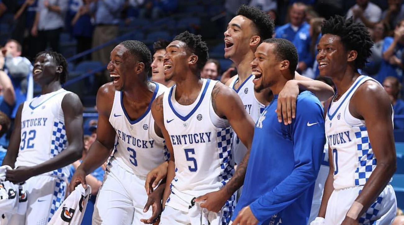 Kentucky's freshmen ready to add to Calipari's legacy IMG